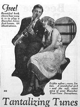 value vintage guide sax